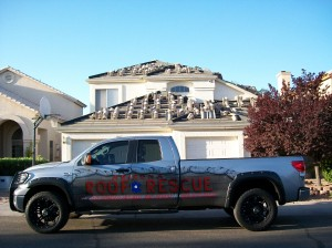 David Wright Roofing Project