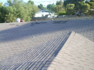 Sarlo Residence Roof Replaced